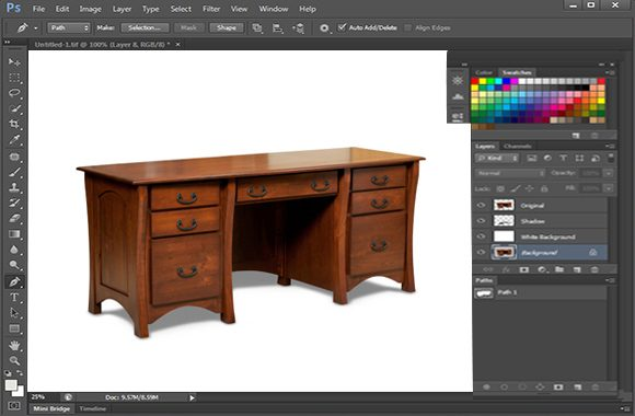 Clipping With Shadow sample image