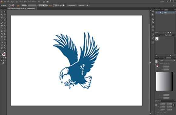 Raster To Vector sample image