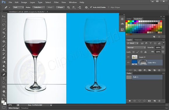 Image Masking sample image