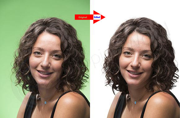 Layer Mask before after image