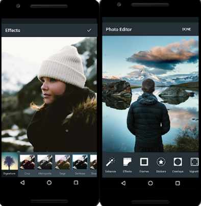 Photo Editor by Aviary | Apps | Clipping World