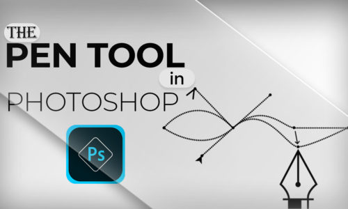 Understanding And Become A Master In Photoshop Pen Tool