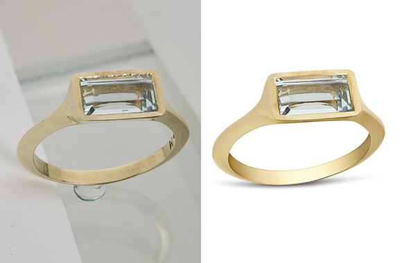 Jewelry Color Correction & Editing