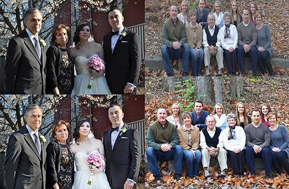 Wedding Photo Album Creation