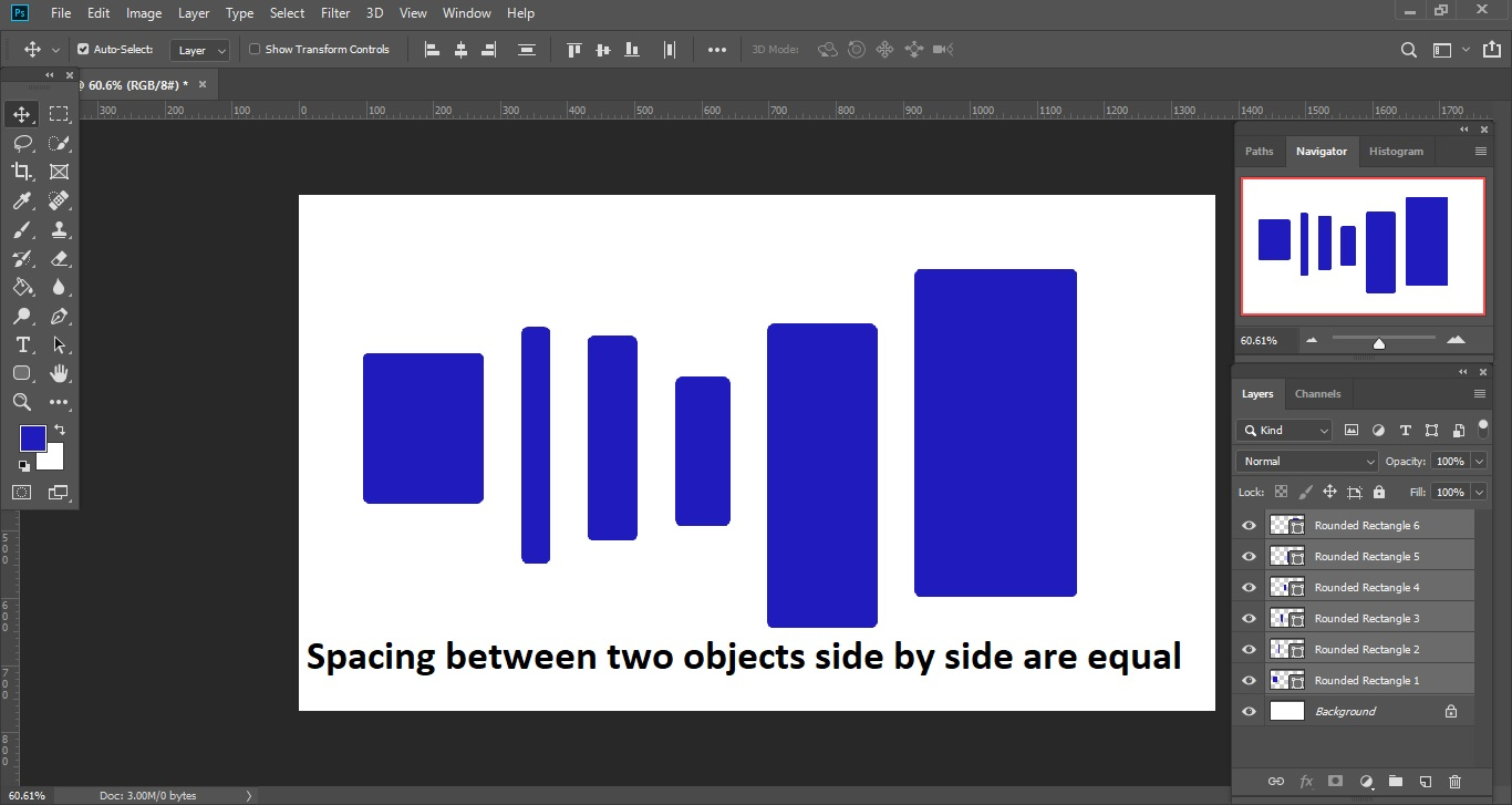 Distribute Spacing 2_Clipping World