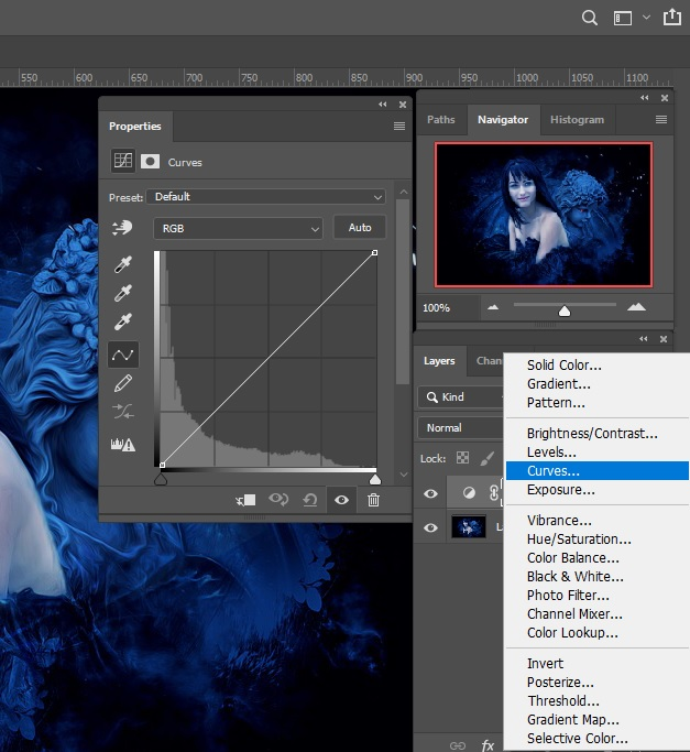 Color Correction in Photoshop in CS6 - 02 - 01_Clipping World
