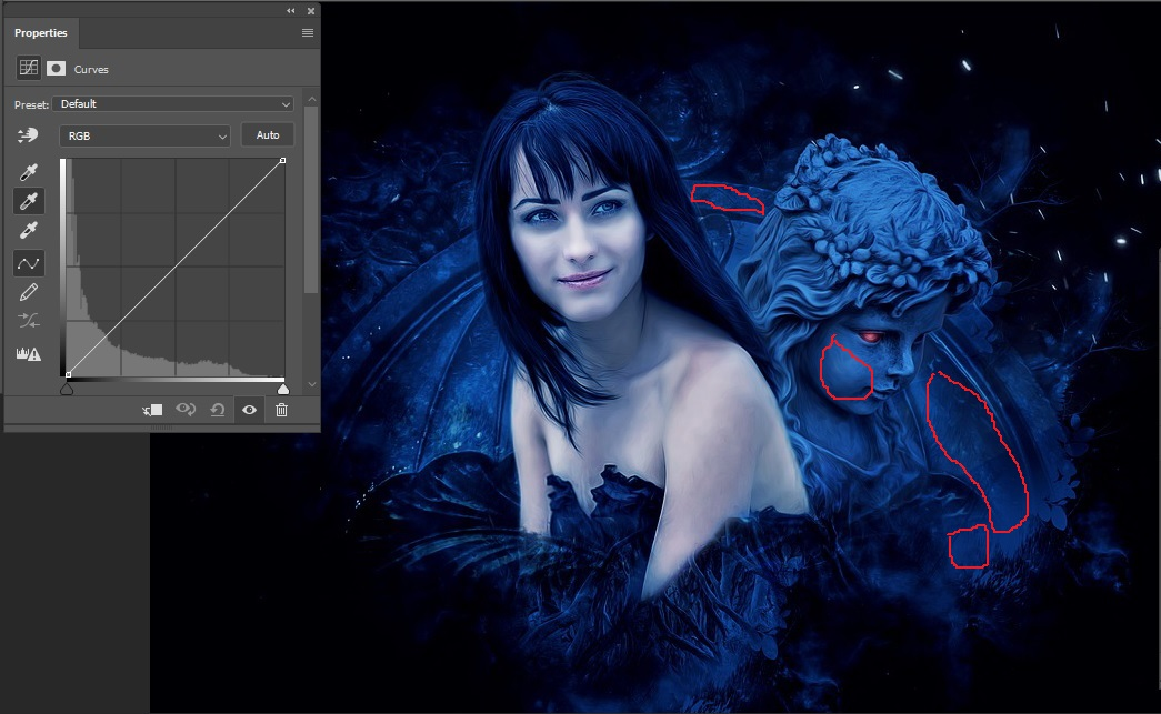 Photoshop Automatic Color Correction in CS6 - 05 - 01_Clipping World