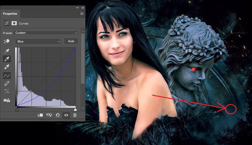 Color Correction in Photoshop in CS6 - 06 - 01_Clipping World