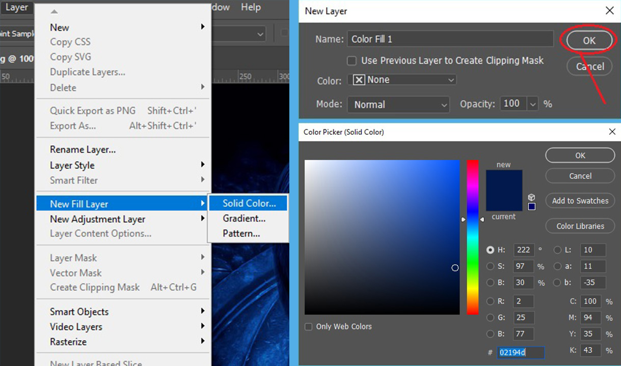 Color Correction in Photoshop in CS6 - 08-10 - 01_Clipping World