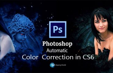 Photoshop Automatic Color Correction in CS6 by Clipping World