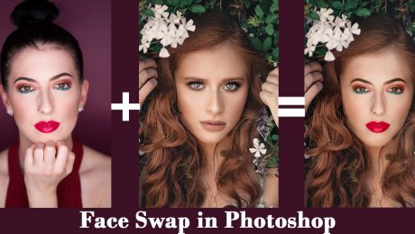 How to Face Swap in Photoshop