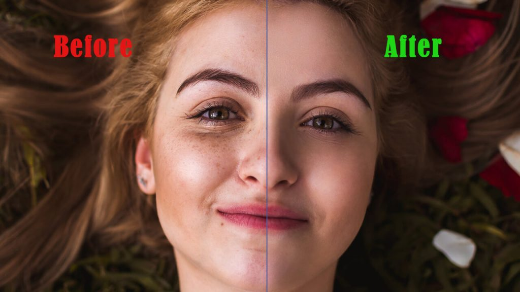 Retouching (Photo-editing Basics)