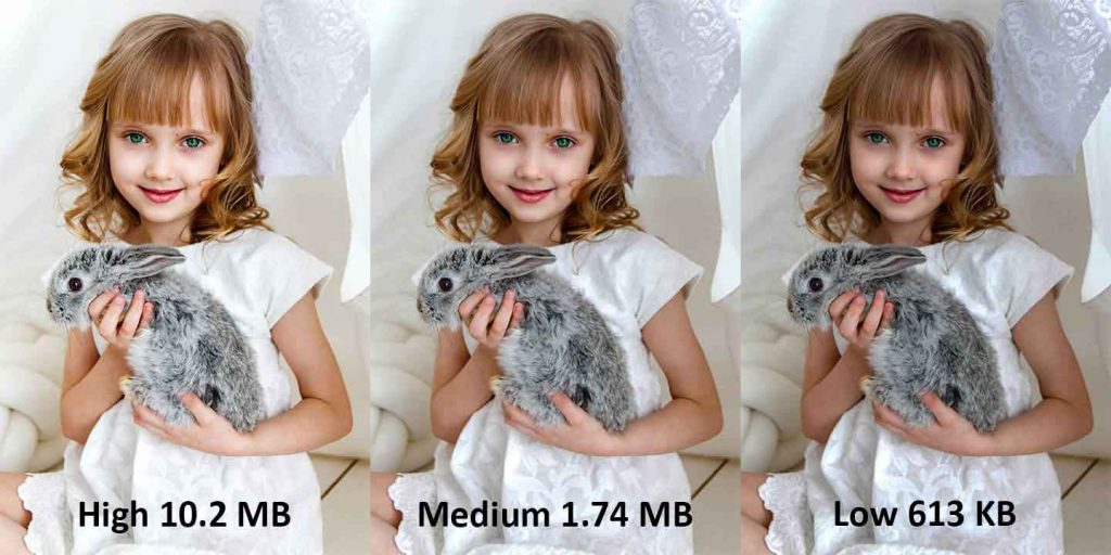 JPEG - 8 File formats
