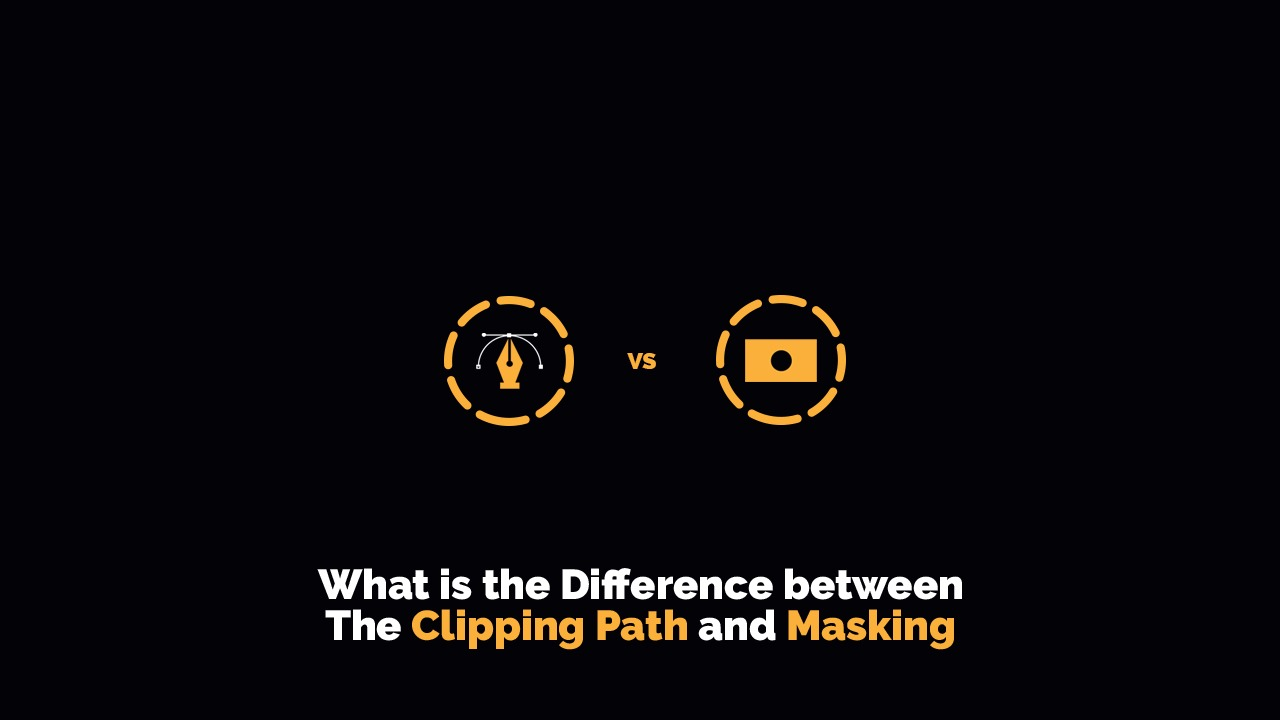 Image Masking and Clipping Path Differences