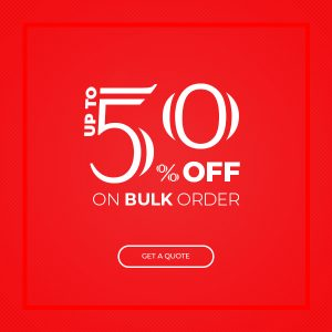 Clipping World offers up to 50% discount on bulk order.