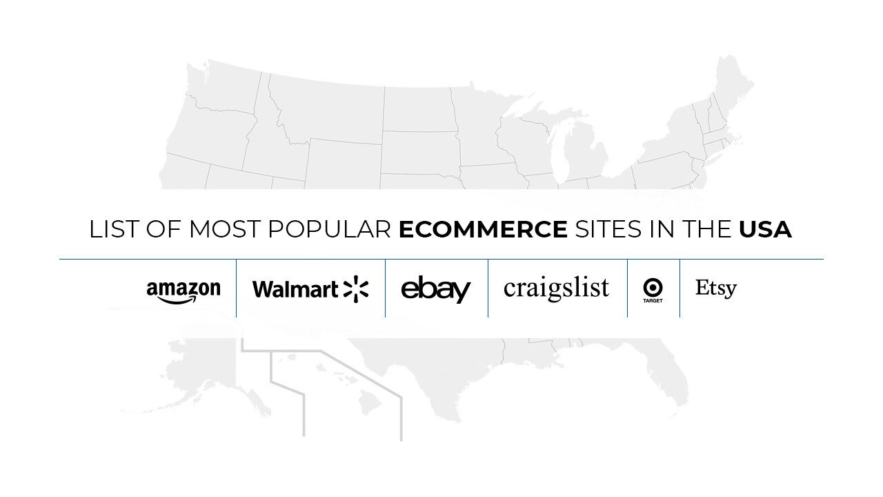 e-commerce sites in the USA