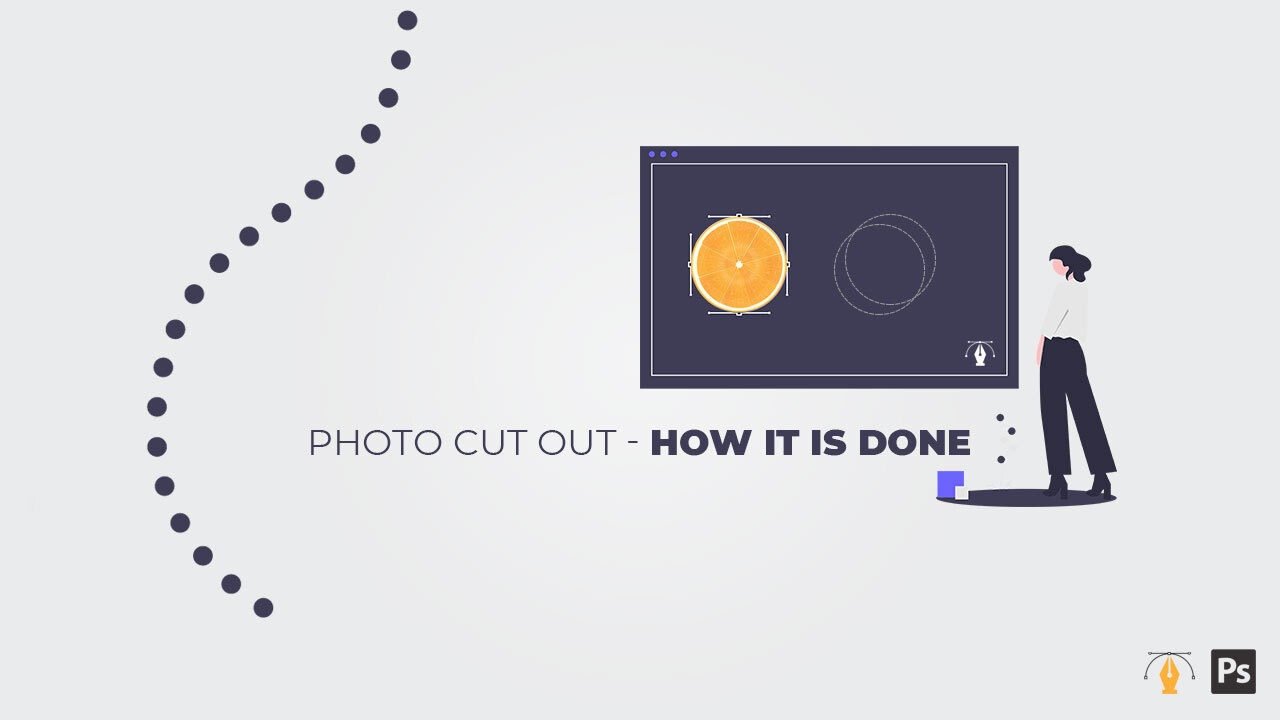 How to do Photo Cut Out easily