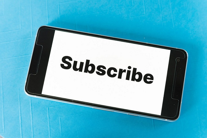 Subscription option - eCommerce trends