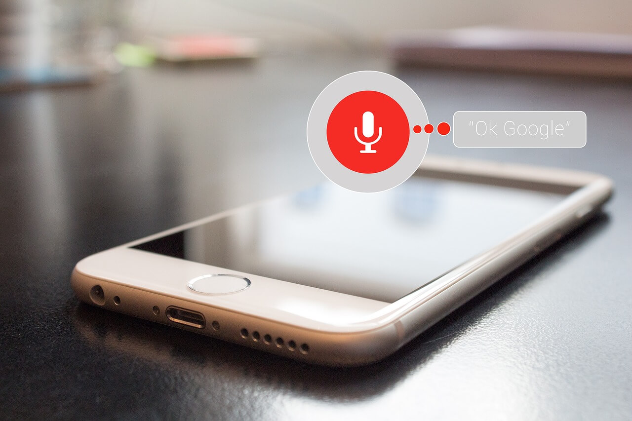 Voice search - eCommerce trends