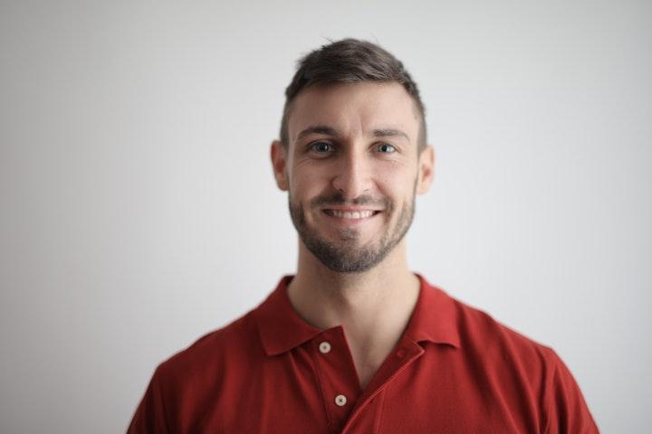 Man standing - Headshot Photography