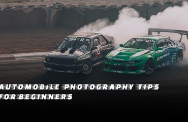 Automobile photography - Automobile photography tips