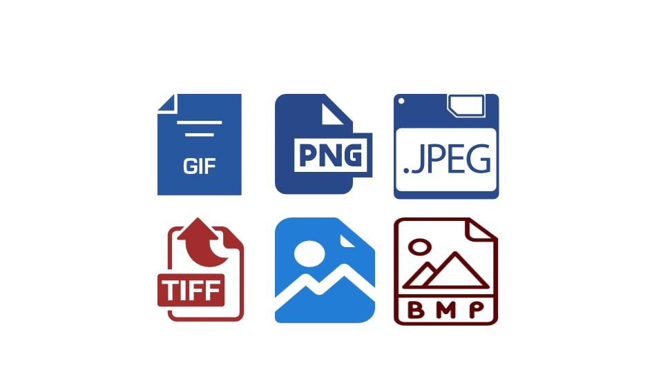 Image formats - Optimize image