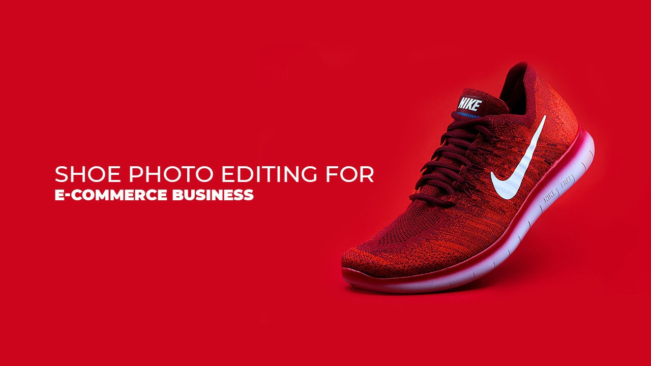 Shoe Photo Editing for E-commerce Business
