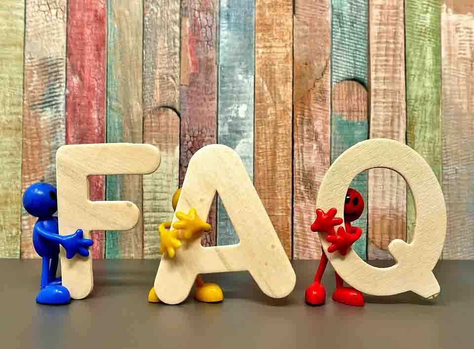 FAQ (Machinery Photo Editing)