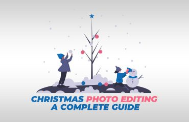 banner image of marry christmas photo editing