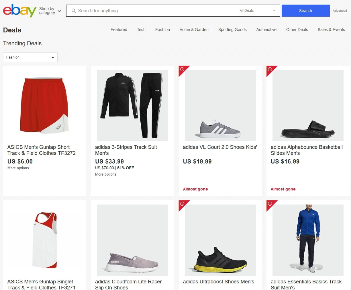 how to find trending products on ebay