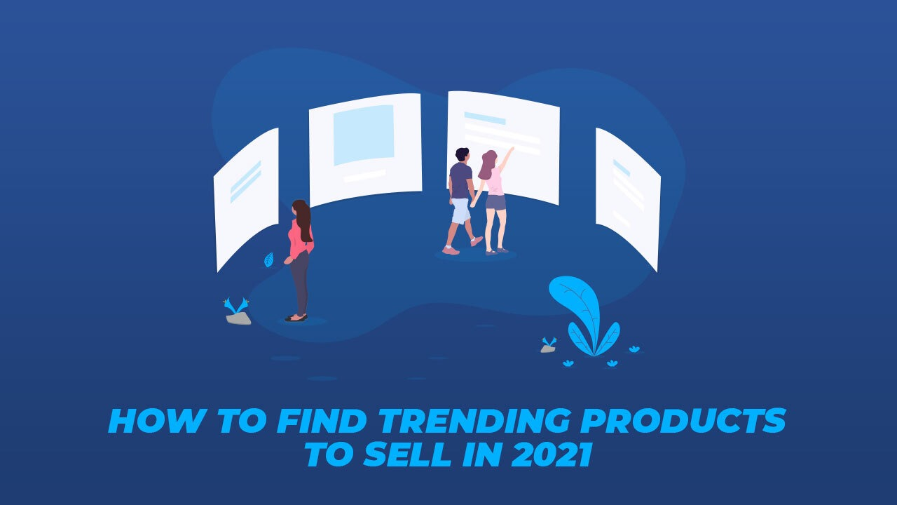 How to Find Trending Products
