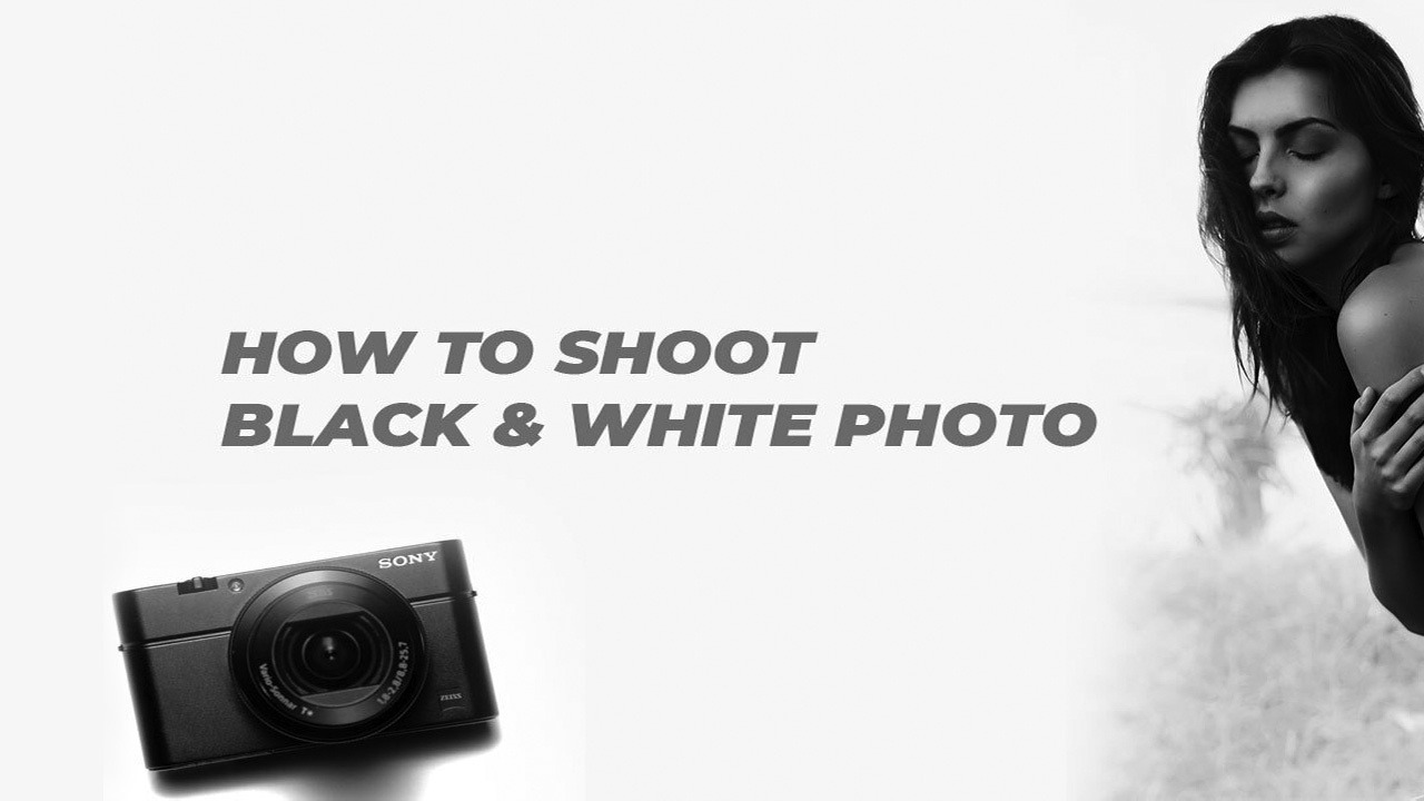 how to shoot black and white photos