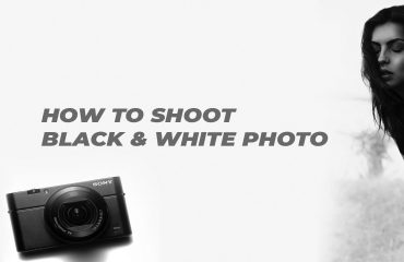 banner image of how to shoot black and white photos