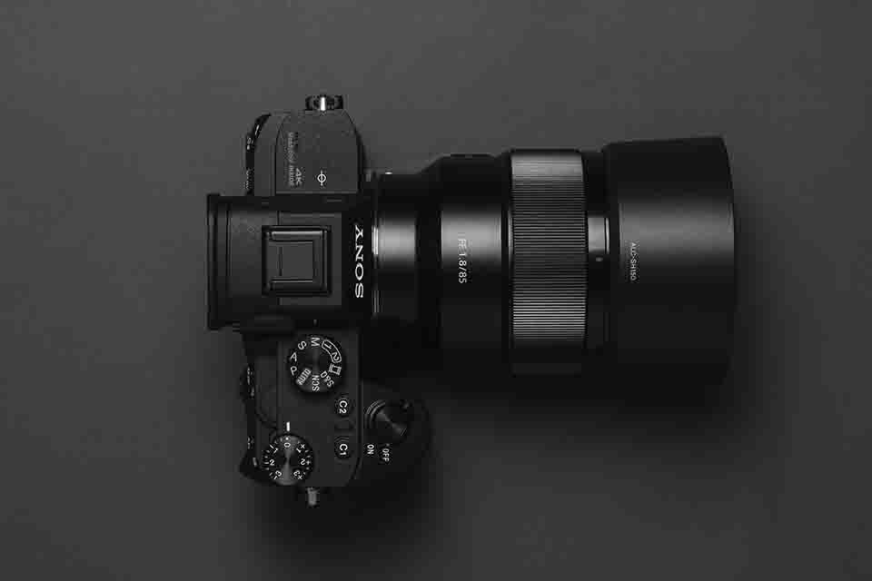 selecting camera