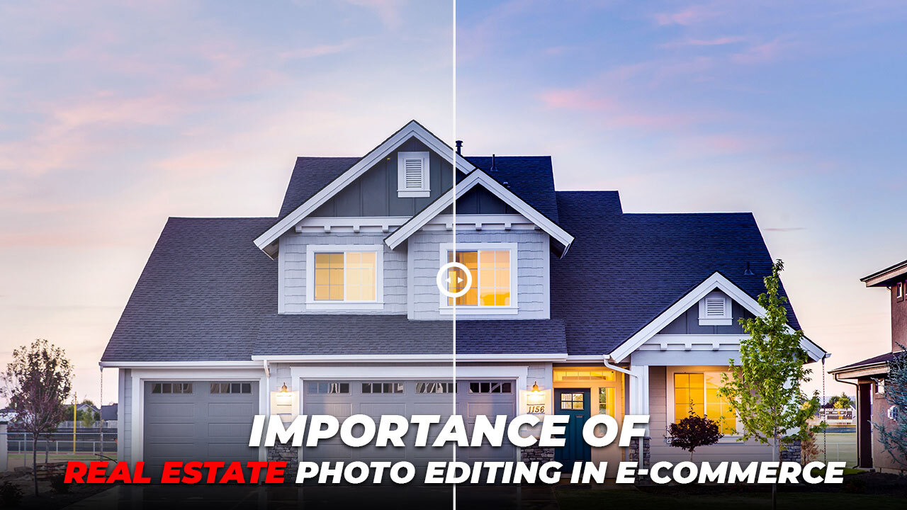 Real Estate Photo Editing in e-commercee
