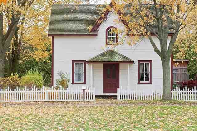 good image of a house make the company trustworthy