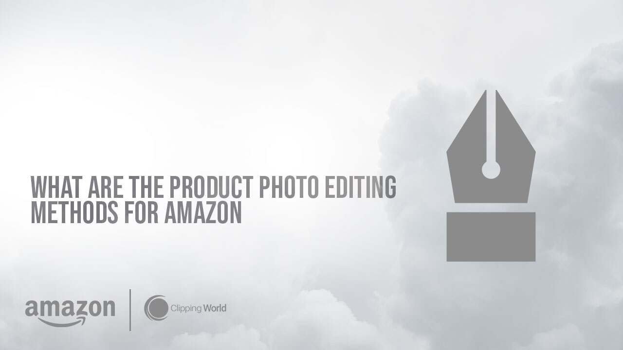 product photo editing methods