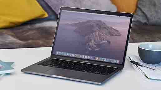 Apple MacBook Pro 13-inch (2020) the best laptop for photo editing in 2021