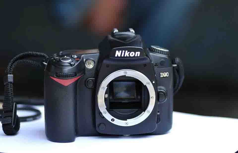 buying a dslr, a body of Nikkon DSLR