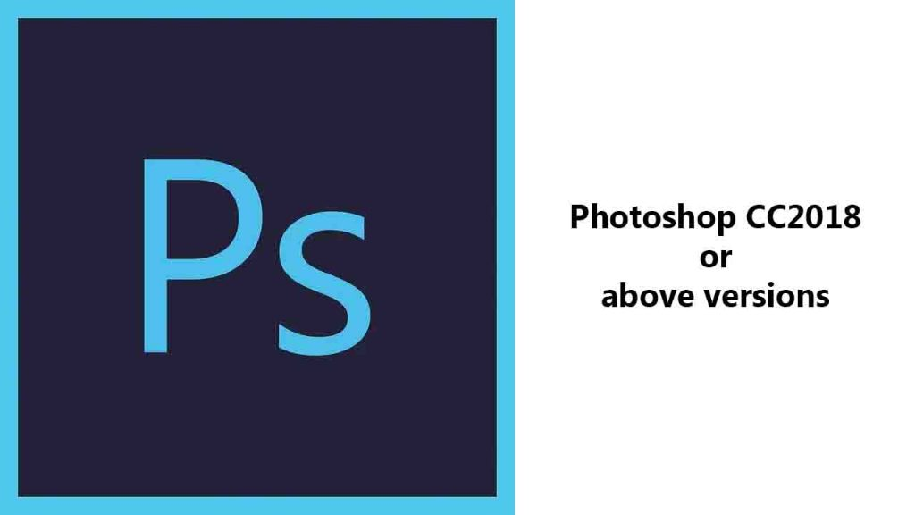 photoshop as editing software
