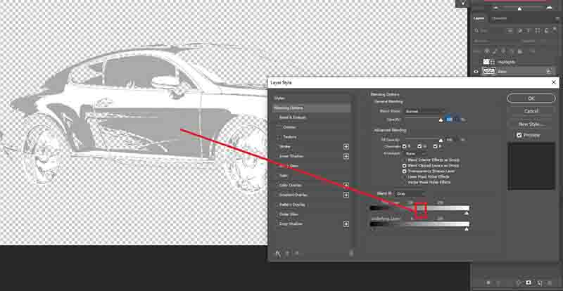 midtone 1, midtone 2, shadow (How To Vectorize An Image In Photoshop)
