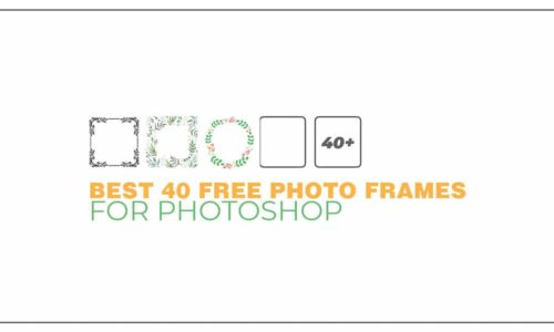 Best 40 Free Photo Frames For Photoshop