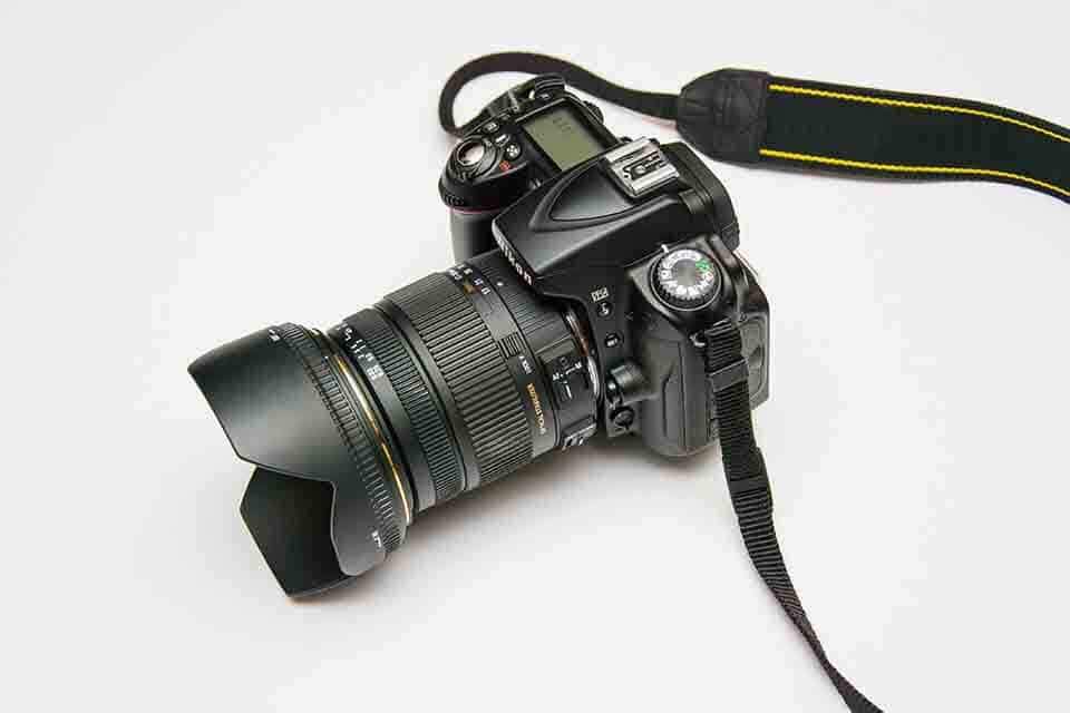 product photography tips to select camera