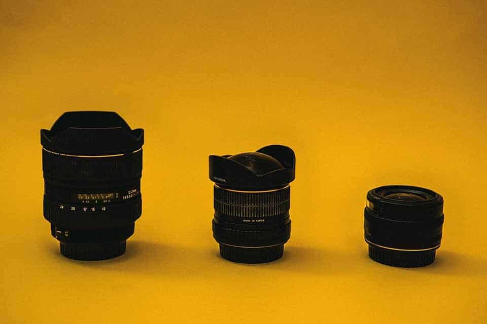 tips on lenses for product photography