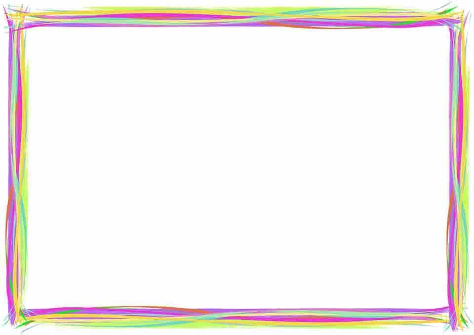 Simple Border Design Frame