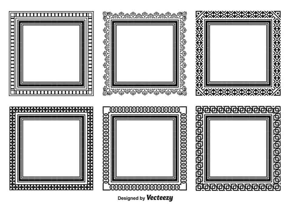 square photo frame for photoshop