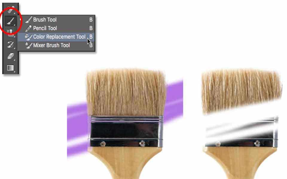 brush tool (Tools in Photoshop)