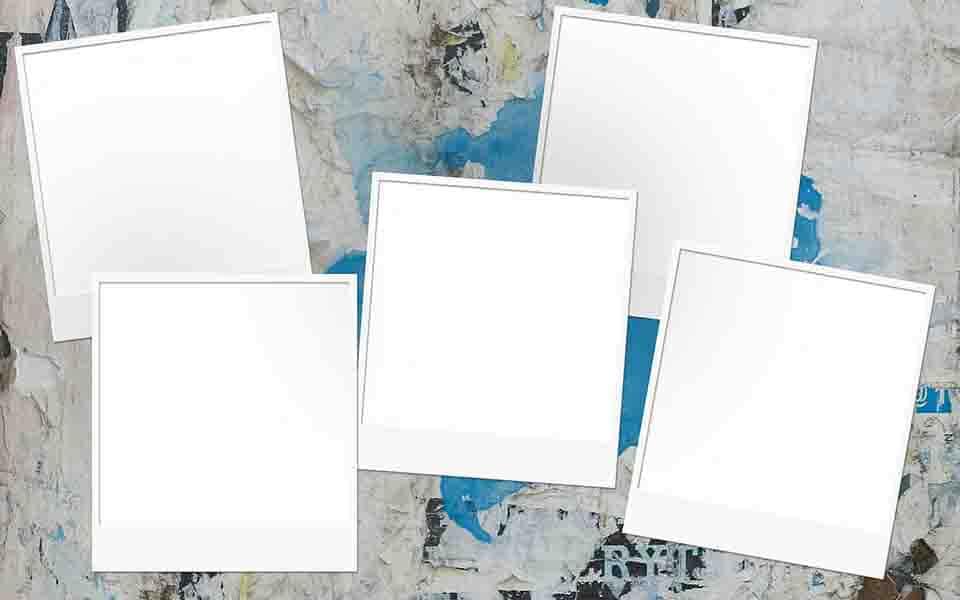 transparent frame