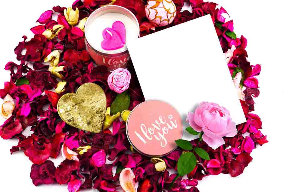 Valentine Frames for photoshop
