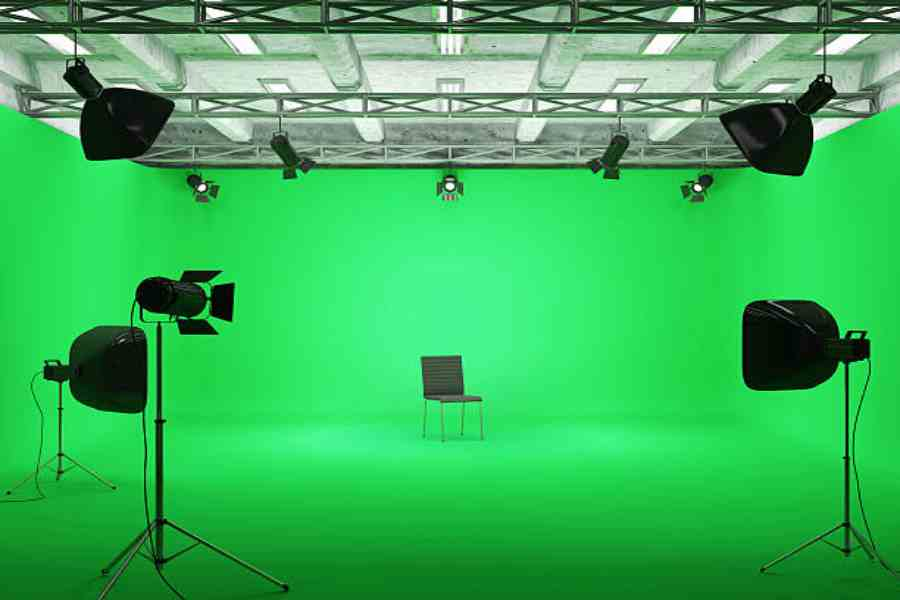 Chroma Key Backdrop for product photography